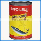 Supply Canned fish manufacture canned mackerel in spicy oil canned jack mackerel