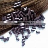 1000 pcs Copper Tubes Links/ Rings for Hair Extensions