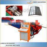 Fireproofing Rolling shuttering door making machine/ roller shutter slat cold forming machine