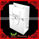 high quality cardboard bag with handle