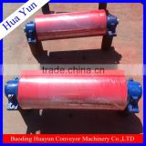belt conveyor steel tail pulley for bulk material handling system