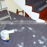 Anti-slip painter felt /painter mat with PE foil/painter fleece                                                                         Quality Choice