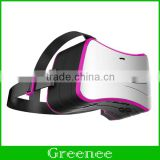 All in one vr for pc Virtual Reality Display with display 1280p for PC, All in One 3D Glasses With Wifi
