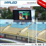 Live broadcasting for direct show high bright led screen in stadium big screen high bright