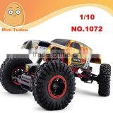 rc car 1:10 plastic proportional radio control rc car mini rc waterproof high speed cars