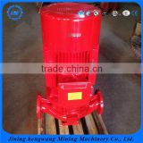XBD Series Low Pressure Fire Fighting Pump Used For Fire Control System