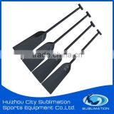 Durable Dragon Boat Paddle , Plastic Paddle, Fiberglass, Carbon Adjustable SUP Paddle with ABS edge, Straight SUP Paddle,