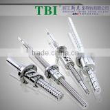 TBI ball screw for cnc kits in stock poduced by china factory looking for distributors