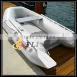 OEM hypalon material rigid inflatable boat China rib boat for sale