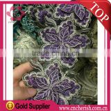 wholesale hot seling garment african lace trim seel lace manufactures for dress                                                                         Quality Choice