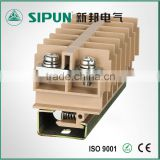 JF5-10 universal connector 10mm din rail terminal block                                                                         Quality Choice