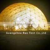 Dome-shaped tent Event dome marquee outdoor events dome marquee car shed marquee for sale