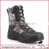 Desert Combat Boots/ insulated composite toe work shoe/Waterproof Safety Boots With Steel Toe