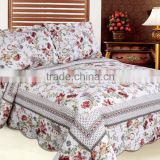 Polyester Filling Quilt Patchwork quilt manufacturer supply cheap bed sheet patchwork quilt
