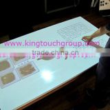 42 Inch Infrared IR Multi Touch Screen Panel Frame Overlay Real 10 touches FreeShipping By DHL,FedEX