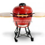 Outdoor Living Barbecues, Smokers, Charcoal Grills For Garden, Balcony, Terrace Ceramic Kamado Grill