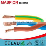 BS standard PVC SINGLE scrap copper wire cca cable UL CE ROHS aluminum 1 core wire UNDERGROUND electrical wire