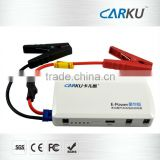 China supply Epower-Elite powerful multi-function portable car battery jump starter for car and motocycle
