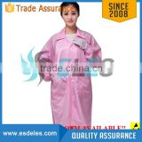 high quality esd workwear clothes antistatic garments--skype:elestech-sales3