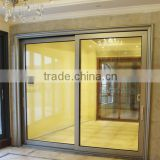 Luxury heavy duty & light weight entrance sliding door for villa and hotel & commercial building