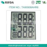 Optoelectronic displays LCD customized segment LCD for medical instruments