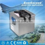 EverExceed High Quality Aviation / Military Solar Rechargeable Nickel Cadmium / Ni-Cd Battery