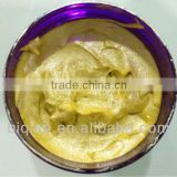 Temporary Hair Color Styling Gels Yellow Gold, Glitter Color Paste Red Pink ,Hair Dye Gel,Semi permanent Hair dye color