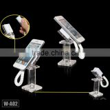 Acrylics Phone Display Stand, Anti Theft Display for Mobile Phone, Acrylic Display Stand