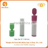2015 WIN-MATE Cosmetics Usage empty customize lip balm tube