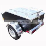 Enclosed Motorcycle Trailer Manufacturers With Hitch                                                                         Quality Choice