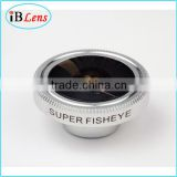 HOT New products for 2015!Universal Magnetic 190 degree super fish eye camera lens for mobile phone