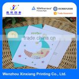 Chinese Factory OEM Production Customized handmade Greeting Card Printing Cardboard Envelopes