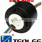 rotary joint through bore slip ring