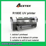 Acetek UV Flatbed Printer A3/Ep-son UV Led Printer/Led UV Printer on leather phone wooden plastic