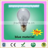 New cob Color decorative A55 eco halogen bulb blue class cover
