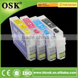 T2521 wholesale ink cartridge for Epson WF 3620 WF 3640 printer cartridge with auto reset chip