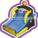 Cheer Amusement basketball theme inflatable interactive equipment