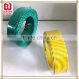 PVC insulation material and single-core electrical wires, electric motor copper coil wire