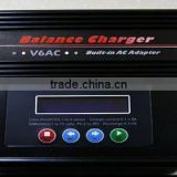 100-240V Input 1-6S 5A Dual Power LiPo/LiFe Balance Charger/Discharger V6AC