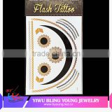 Hot new product body art tattoo sticker jewelry