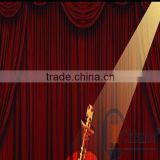 China 2014 modern design led curtains for stage backdrops