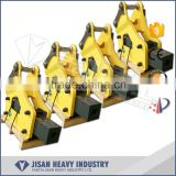 powerful excavator attachment Hydraulic Rock Breaking Hammer used in Quarry for breaking