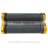 Aluminum Alloy Integrated Lockable Mountain Bike Grips Rubber Hand Grip Tape