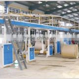 Five-Ply Corrugated Paperboard Production Line