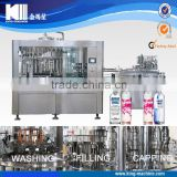 Automatic 3 in 1 Glass Bottling Line for Whisky/ Vodka/Alcohol
