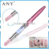 ANY Nail Art Beauty Puticle Manicure Nail Art Stone Pusher