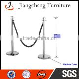 Stainless Steel Post Stanchion For Sale JC-LG04