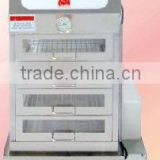 Quickly Commercial Bun/ Cake Stainless Steel Table Top Industrial Electric Food Display Warmer