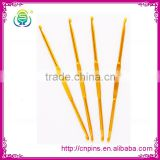Disposable opp bag packing two heads latch needle