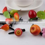 Floral Antenna Hairpin Grass Flower Children Adult Cute Hair Clips boutique hair accessories girls hair clips